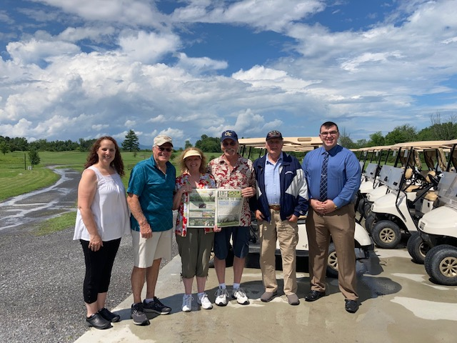 Winners of the Hartford Greens Country Club 2021 Membership Giveaway Contest