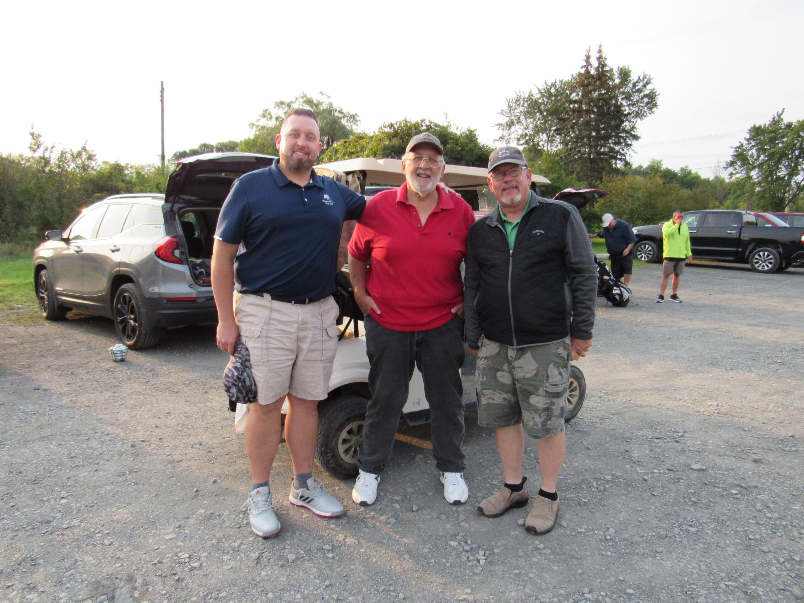 HVFC Tournament- Golf Team