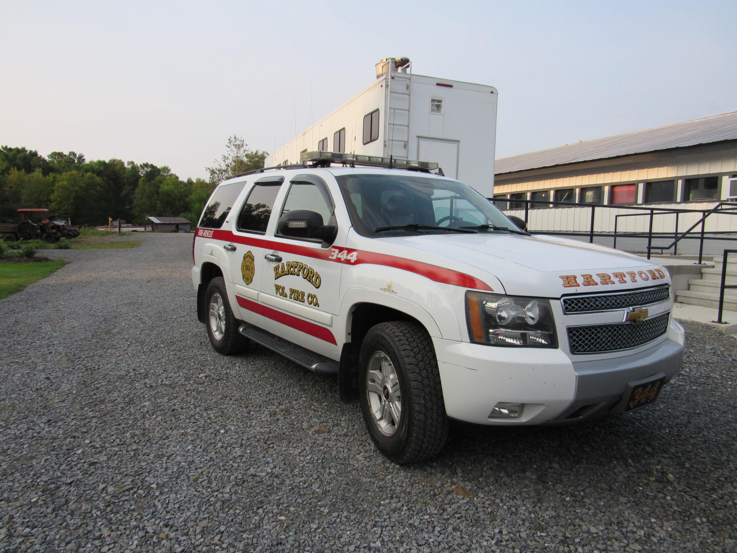 HVFC Tournament- Rescue Vehicle