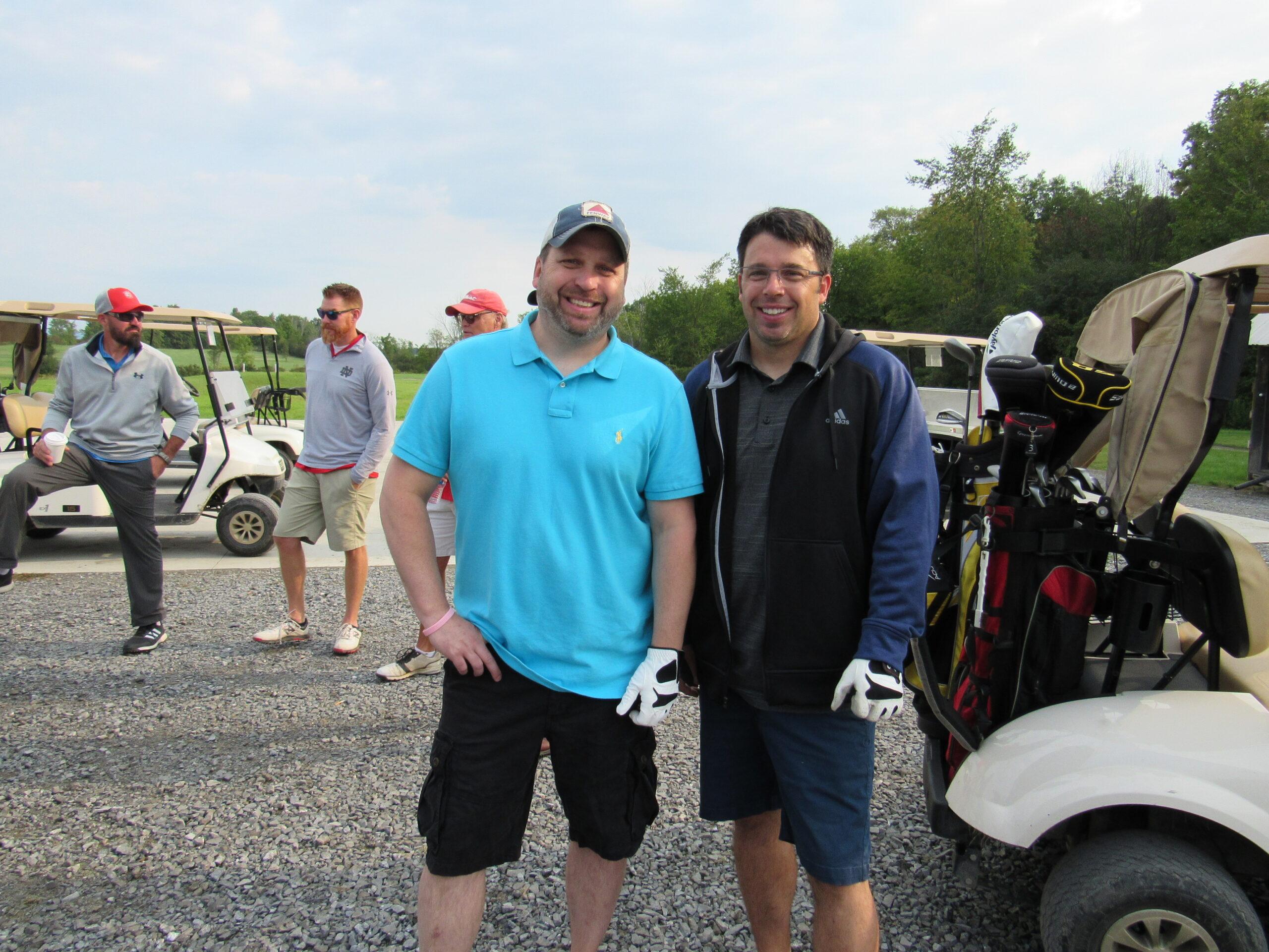 HVFC Tournament- Golfers