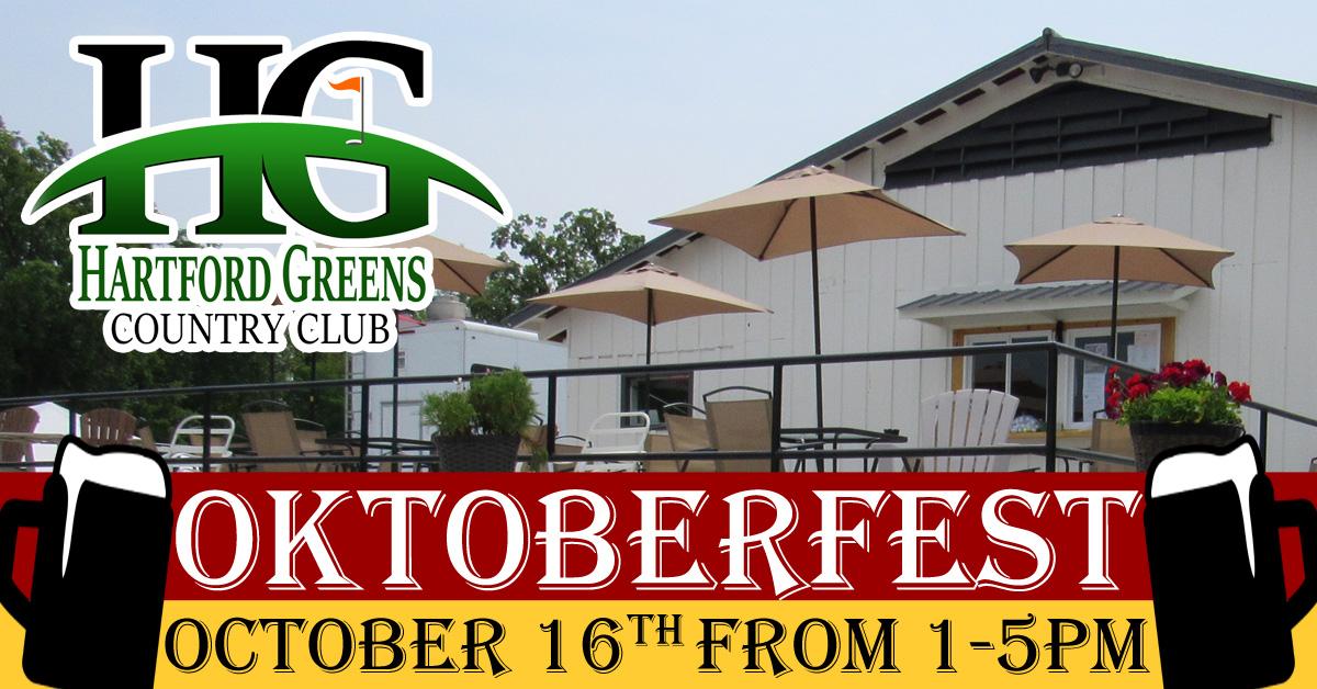 Oktoberfest at Hartford Greens Country Club
